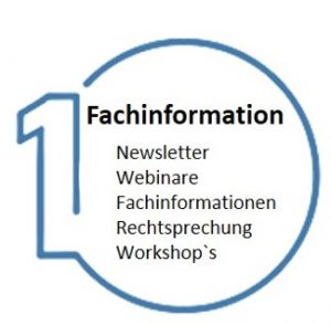 Fachinformation -Newsletter- webinare