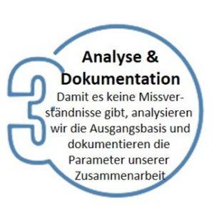 Analyse und Dokumentation